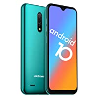 Unlocked Smartphone, Ulefone Note 8 (2020) Android Phones Unlocked 2GB+16GB, Dual Rear Camera Triple Card Slots, 5.5