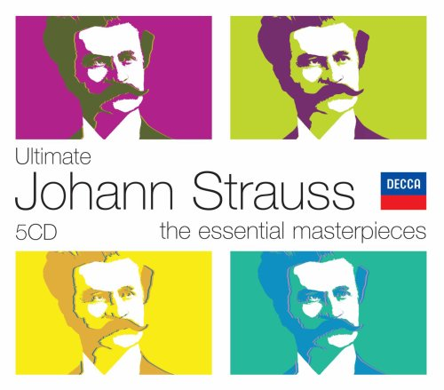 Ultimate Strauss Family / Various