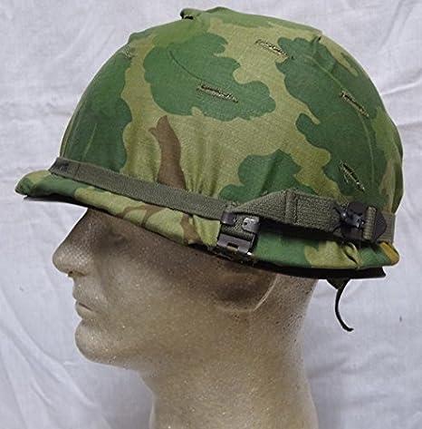 Amazon Com Moore Militaria Vietnam Era M 1 Helmet Sports Outdoors