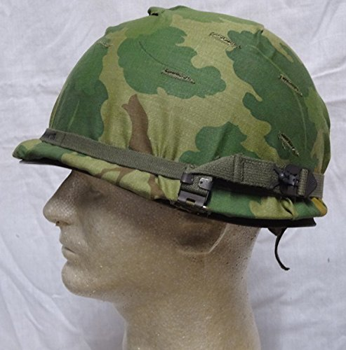 M-1 Helmet Complete, Vietnam for sale  Delivered anywhere in USA