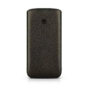 BeyzaCases Correa Retro - Funda para Sony Xperia Z, negro