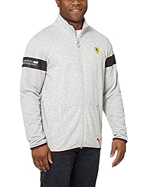 Men's Scuderia Ferrari Sweat Jacket