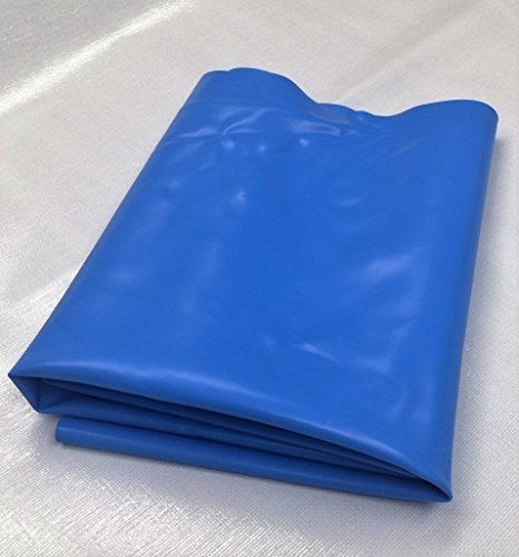 Blue Pond Liner - 6' x 10' 30-mil for Koi Ponds and Water Gardens