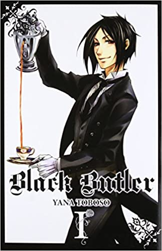 Image result for black butler vol. 1