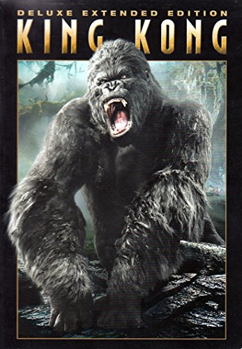 King Kong Extended Three Disc Deluxe product image