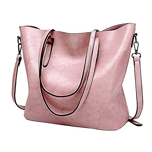 TOYIS Bags Satchels Classic Messenger Womens Handbags Pink Handbag Shoulder Bags for Tote Body Travel Ladies Work Cross Tote rqa7rwEfX