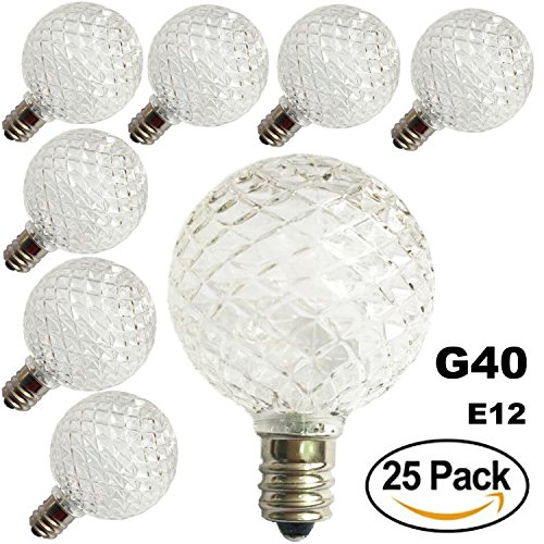 G40 Led Christmas Lights in Florida - 3