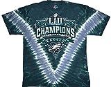 TeeShirtPalace Super Bowl Lii Philadelphia Eagles Champions T-Shirt
