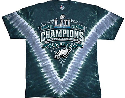 Super Bowl Lii Philadelphia Eagles Champions T-Shirt