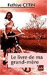 Le livre de ma grand-mère par Cetin