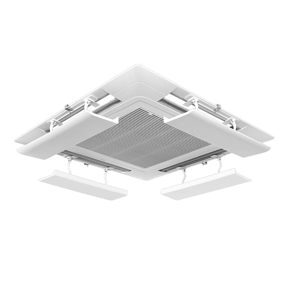 セントラル空調ウインドシールド壁掛け汎用目的のアンチダイレクトブローイング多目的シュラウド冷気バッフル (サイズ さいず : 73cm) B07GGGXBWV 73cm  73cm