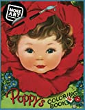 img - for Poppy's Coloring Book: A Vintage Coloring Book from Artimorean Studios (Artimorean Vintage Coloring Books) book / textbook / text book