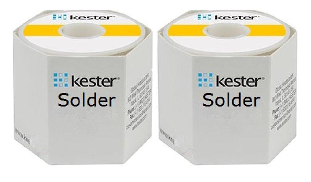 Kester Solder 24-6040-0053 2 .050 Diameter Circular Connectors (Pack of 2)
