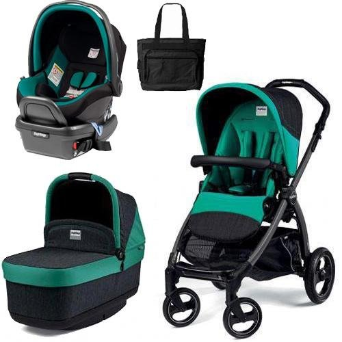 Peg-Perego-Book-Pop-Up-Travel-System-Aquamarine
