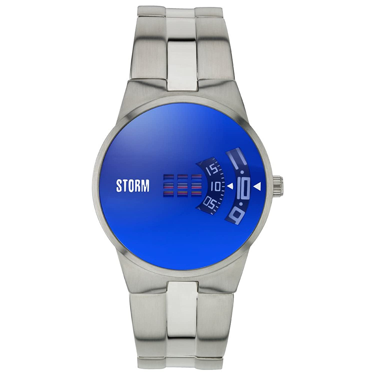 dd165138d12 Storm Men s Darth Blue Watch 47001 B  STORM  Amazon.co.uk  Watches