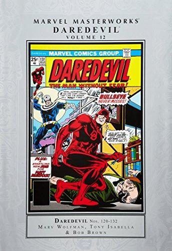 [BEST] Marvel Masterworks: Daredevil Vol. 12<br />RAR