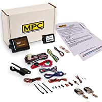 MPC Complete Remote Start with Keyless Entry Package for Select Toyota & Lexus Vehicles [1997-2003]