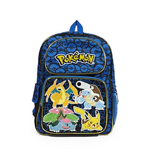 Pokemon Zoofy Full Size Blue 16