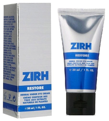 Zirh Zirh International Restauration par Zirh International pour les hommes. Herbal moins de 30 ans Eye Cream Ml / 1.0-Ounces
