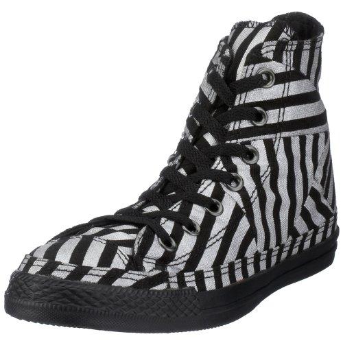 Converse Unisex Erwachsene Casual Schwarz/Zebra