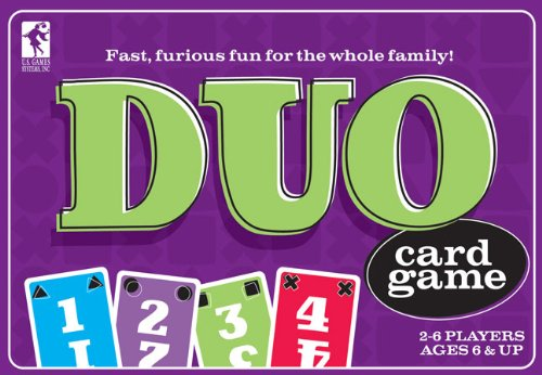 - Duo Card Game