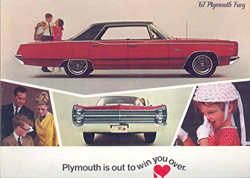 1967 Plymouth Fury Brochure