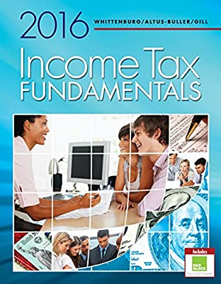 Income Tax Fundamentals 2016 (with H&R Block™ Premium & Business Access Code)