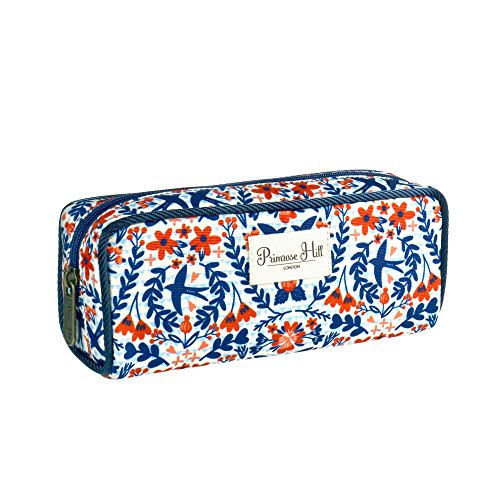 Primrose Hill Nautical Birds Collection Cosmetic Pencil Case