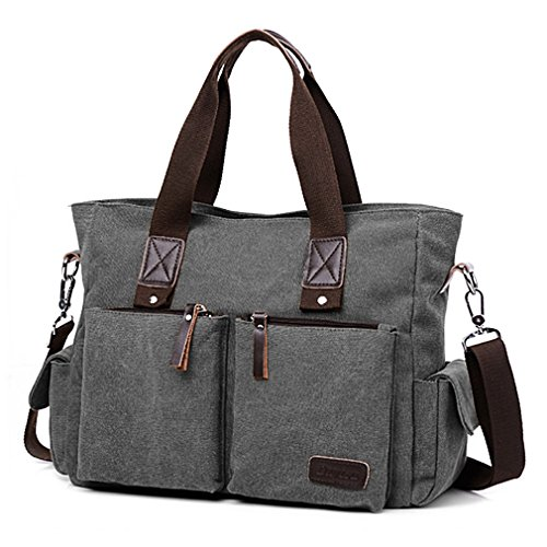 Messenger Bag Shoulder Tote - ToLFE Women Top Handle Satchel Handbags Shoulder Bag Messenger Tote Bag Purse Crossbody Bag Travel Work Tote Bag