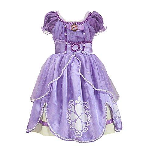 프린세스로 변신! 아이 드레스 키즈 아이 공주님 원피스 공주님 드레스 소녀  드레스 #리틀 프린세스 소피아