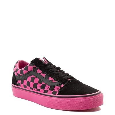 Vans Unisex Old Skool Chex Skate Shoe Sneaker | Shoes