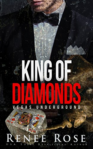 King of Diamonds: A Dark Mafia Romance (Vegas Underground Book 1) cover
