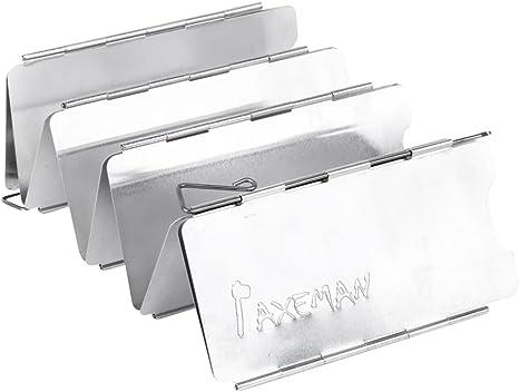 9 Placas De Aluminio Plegable Portátil Estufa De Cocina ...