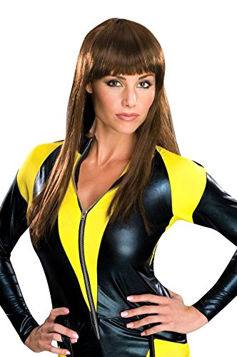 [Watchmen Silk Spectre Deluxe Wig Costume Accessory] (The Watchmen Silk Spectre Costume)