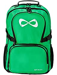 Nfinity Classic Backpack with White Logo