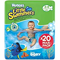 Huggies Little Swimmers Pañal Bañador Desechable Talla 3-4