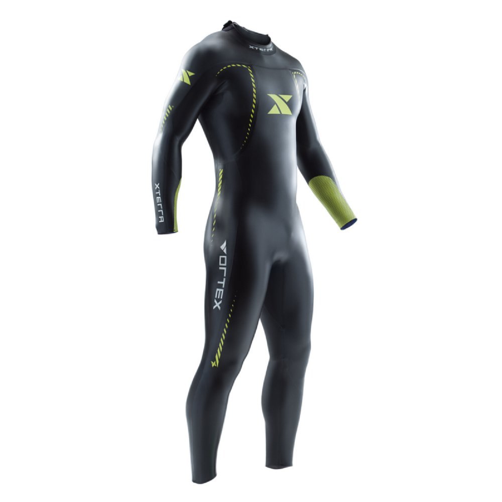 238d2f5718a21 Xterra Wetsuits - Men s Vortex Triathlon Wetsuit - Full Body Neoprene Wet  Suit (5mm Thickness)