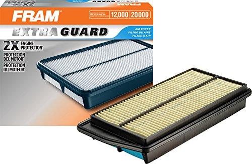 FRAM CA10578 Extra Guard Rigid Rectangular Panel Air Filter
