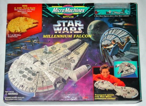 Star Wars A New Hope Micro Machines Collectors Edition ()