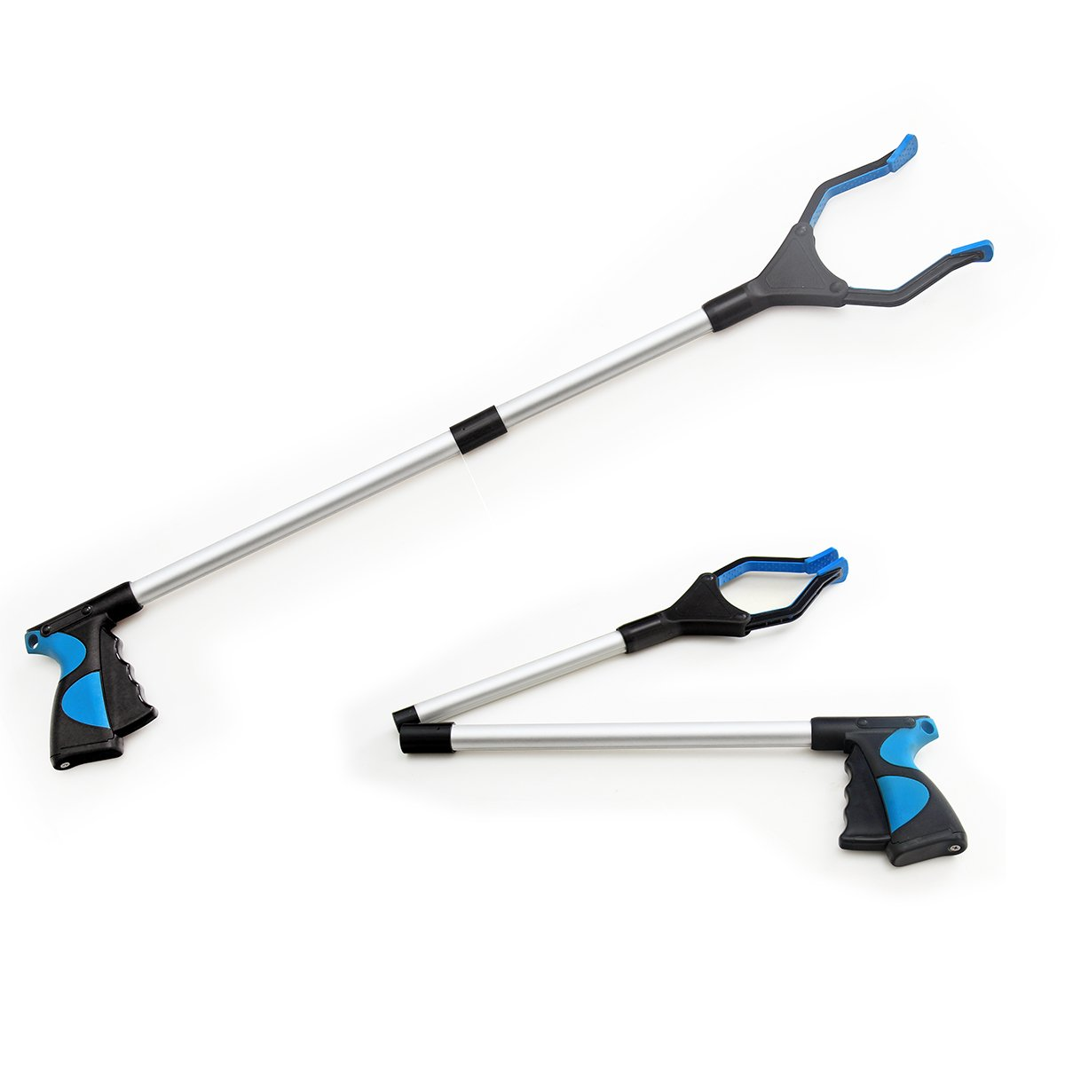 TBBSC Grabber Tool, Foldable Reacher Grabber Pick Up Tool - Grabber Suction 32'' Long Heavy Duty Mobility Aid by TBBSC