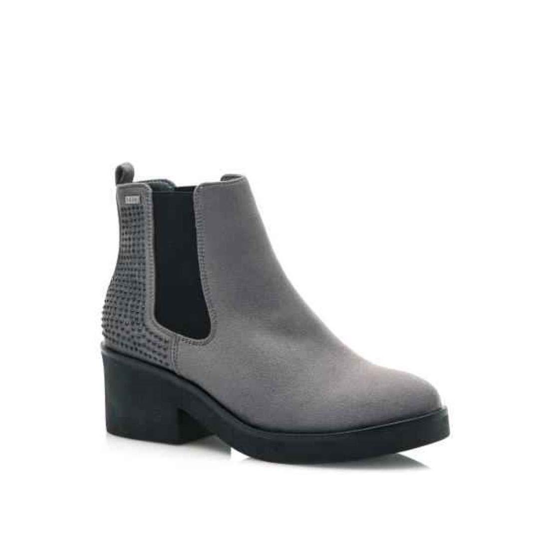 Mustang Damen Stiefel Stiefel Damen & Stiefeletten Grau grau f83e03