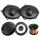 Car Speaker Package Of Kenwood KFC-C5795PS 5x7