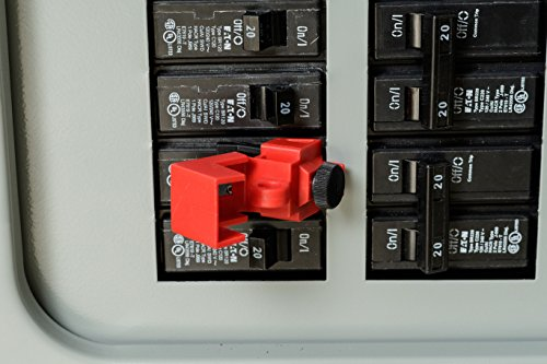 Brady Personal Electrical Lockout Toolbox Kit, Includes 2 Safety Padlocks by Brady (Image #4)