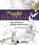Die Magie des Zeichnens: Ideen und Visionen lebendig aufs Papier gebracht