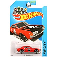 2014 Hot Wheels '70 Toyota Celica 24/250 Hw City Night Burnerz