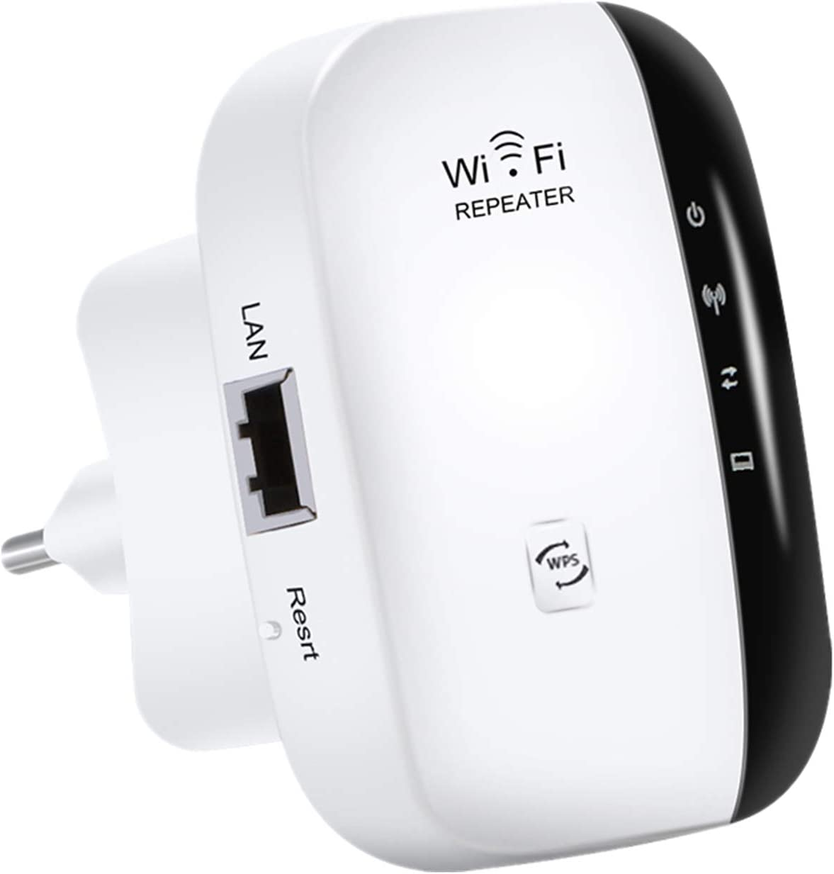 Unibelin Wlan Repeater Wlan Verstärker Wireless Netz Computer Zubehör
