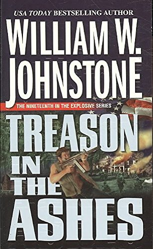 Read Online Treason in the Ashes   [TREASON IN THE ASHES] [Mass Market Paperback] pdf