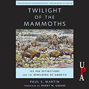 Twilight of the Mammoths Hörbuch