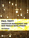 Innovation Management and New Product Development 9780273713159