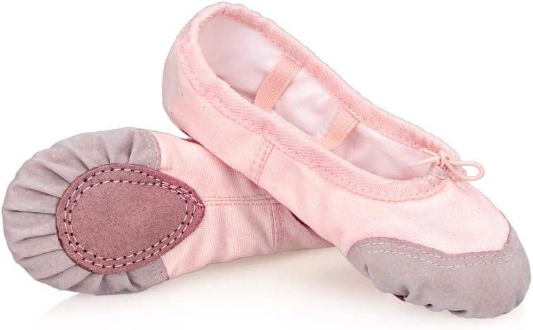 pale pink ballet flats